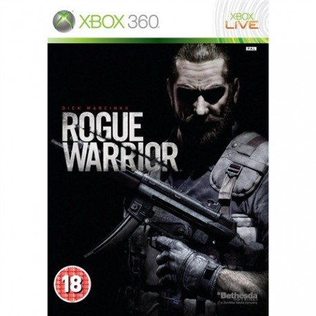 Rogue Warrior (used) X360