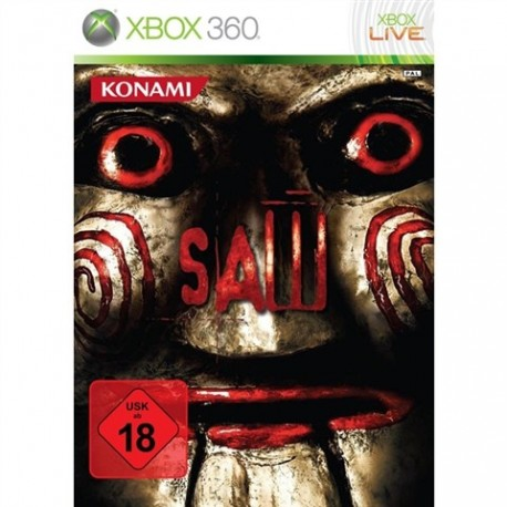 Saw: The Video Game (used) X360