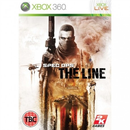 Spec Ops: The Line (used) X360