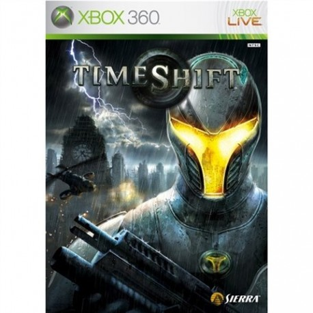 Timeshift (used) X360