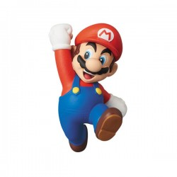 NEW SUPER MARIO BROS. WII - MARIO SERIES 1 MINI FIGURE (6cm)