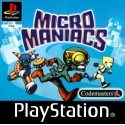 PS1 MICRO MANIACS (USED)