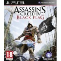 PS3 Assassin's Creed IV: Black Flag (used)