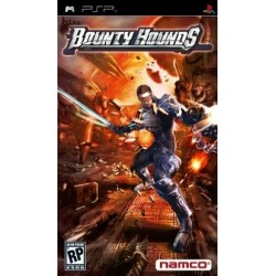 PSP Bounty Hounds (used)