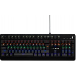 LOCHOS WIRED MECHANICAL GAMING KEYBOARD