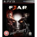 PS3 FEAR 3 (used)