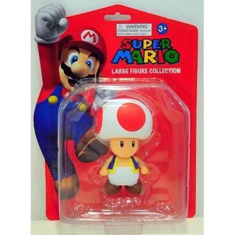 TOAD - LARGE FIGURE COLLECTION (12CM)