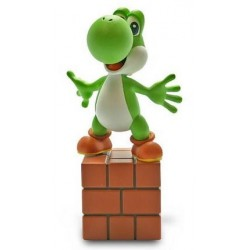 YOSHI PAPERWEIGHT FIGURE WITH BASE - SERIES 1 (15cm) (SMT0102)