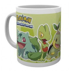 POKEMON - GRASS PARTNERS MUG (MG1095)