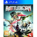 PS4 BATTLEBORN (INCLUDES FIRSTBORN PACK & CHARACTERS CARDS) (EU)