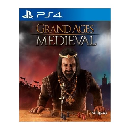 PS4 GRAND AGES : MEDIEVAL - LIMITED SPECIAL EDITION (EU)
