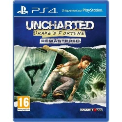 PS4 UNCHARTED: DRAKE'S FORTUNE REMASTERED (EU)