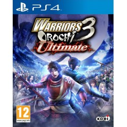 PS4 WARRIORS OROCHI 3 ULTIMATE (EU)