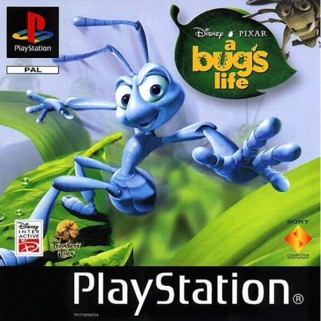 PS1 A BUG'S LIFE (NO CASE) (USED)