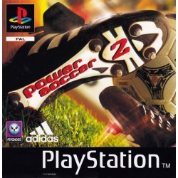 PS1 ADIDAS POWER SOCCER 2 (NO CASE) (USED)