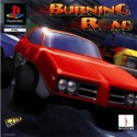PS1 BURNING ROAD (NO CASE) (USED)