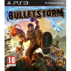 PS3 BULLETSTORM (NEW)