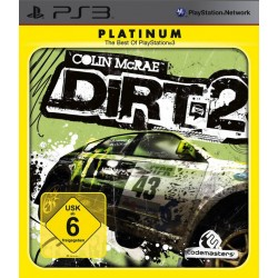 PS3 COLIN MCRAE DIRT 2 (NEW)