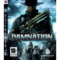 PS3 DAMNATION (NEW)