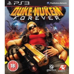 PS3 DUKE NUKEM FOREVER (NEW)