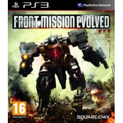 PS3 FRONT MISSION EVOLVED (NEW)