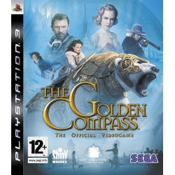 PS3 GOLDEN COMPASS (NEW)