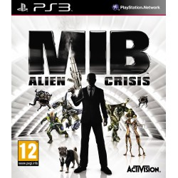 PS3 MEN IN BLACK ALIEN CRISIS (NEW)