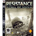 PS3 RESISTANCE FALL OF MAN (NEW)