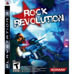 PS3 ROCK REVOLUTION (NEW)