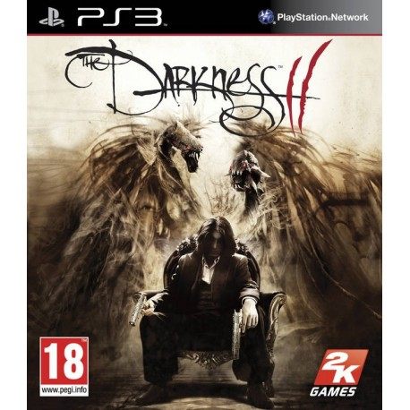PS3 THE DARKNESS II (NEW)