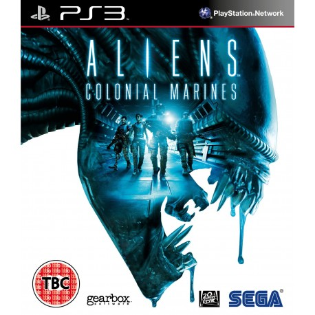 PS3 ALIENS COLONIAL MARINES (USED)