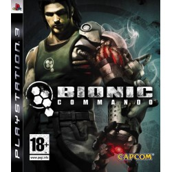PS3 BIONIC COMMANDO (USED)