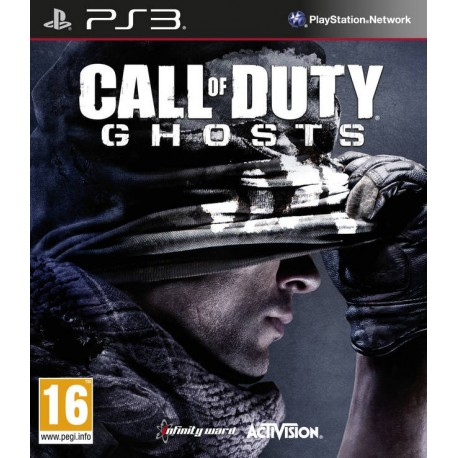 PS3 CALL OF DUTY GHOSTS (USED)