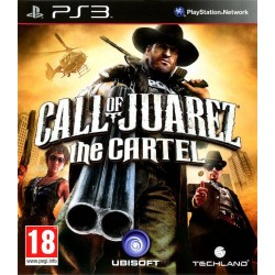 PS3 CALL OF JUAREZ THE CARTEL (USED)