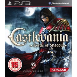 PS3 CASTLEVANIA LORDS OF SHADOW (USED)