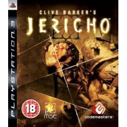 PS3 CLIVE BAKERS JERICHO (USED)