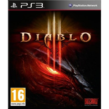 PS3 DIABLO 3 (USED)