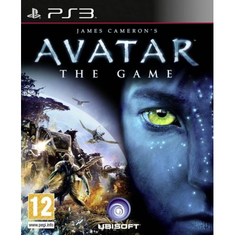 PS3 JAMES CAMERONS AVATAR THE GAME (USED)