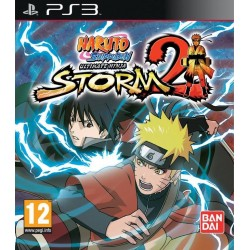 PS3 NARUTO SHIPPUDEN ULTIMATE NINJA STORM 2 (USED)