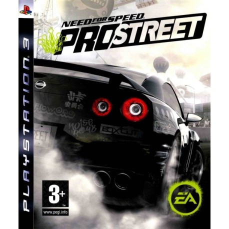 PS3 NEED FOR SPEED PRO STREET (USED)