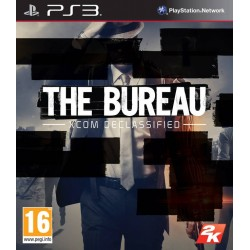 PS3 THE BUREAU XCOM DECLASSIFIED (USED)