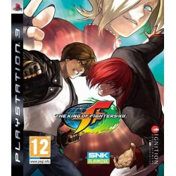 PS3 THE KING OF FIGHTERS XII (USED)