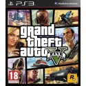 PS3 GRAND THEFT AUTO V (USED)
