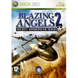 X360 BLAZING ANGELS 2 SECRET MISSIONS OF WWII (NEW)