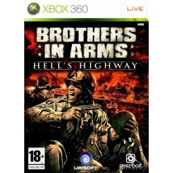 X360 BROTHERS IN ARMS HELLS HIGHWAY (NEW)