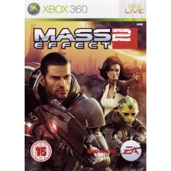 X360 MASS EFFECT 2 (NEW)