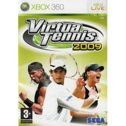 X360 VIRTUA TENNIS 2009 (NEW)