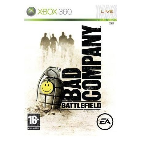 X360 BATTLEFIELD BAD COMPANY (USED)
