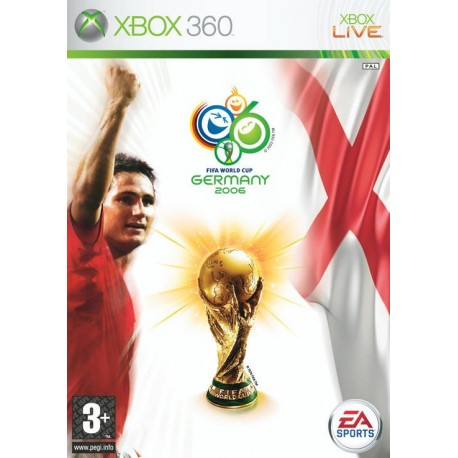 X360 FIFA WORLD CUP 2006 (USED)