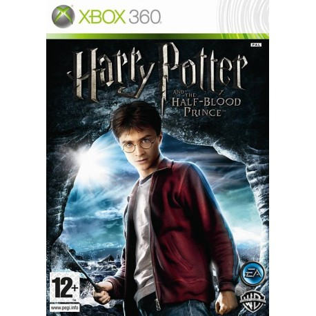 X360 HARRY POTTER AND THE HALFBLOOD PRINCE (USED)